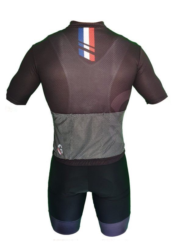 Maillot cuissard dos